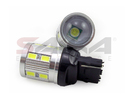 NX-7440-C-13W - 7440  High Power 12SMD 5730 Chip+ 5W Cree XPE LED Xenon white led - Pair by NAXOS